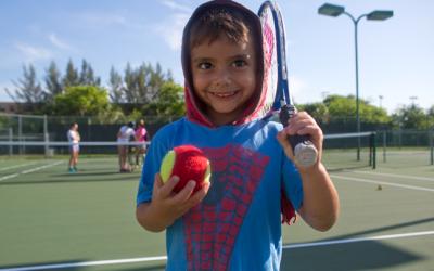 Winter Tennis Camp