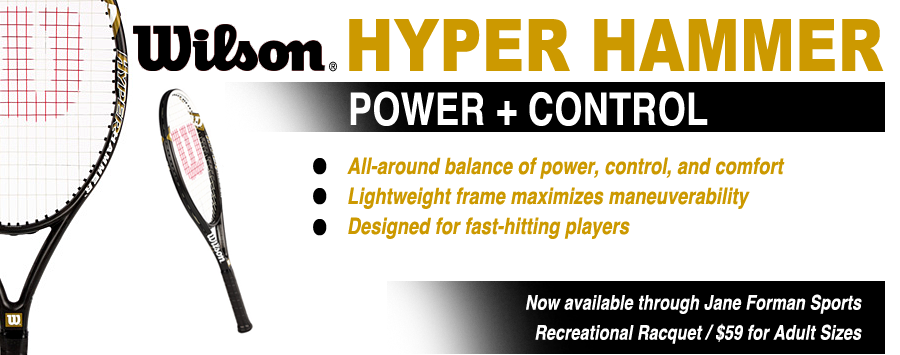 Wilson Hyper Hammer