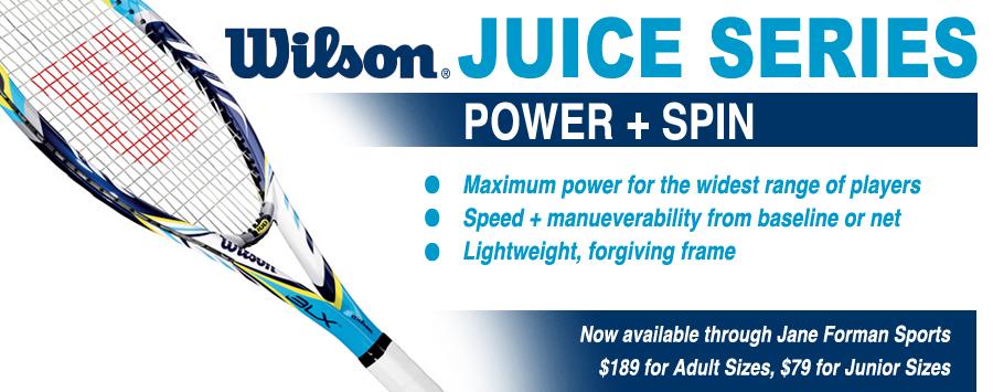 Wilson Juice Series