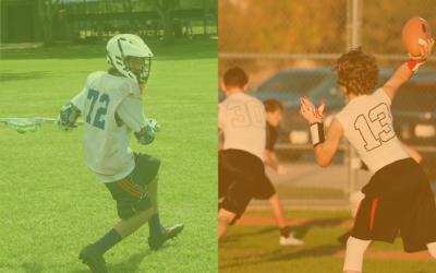 Lacrosse & Flag Football Camps