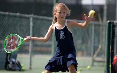 Summer Tennis Clinics